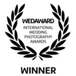 WEDAWARD - International Wedding Photography Awards, WINNER