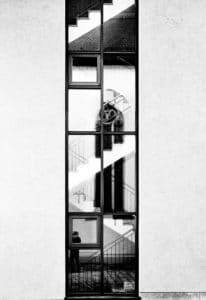 Mirror and Stairs (Vienna International Photo Award)