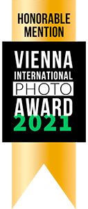 Honorable Mention - Vienna International Photo Award 2021